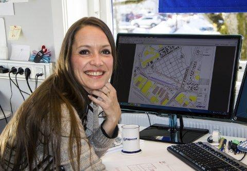 Sivilingeniør: Camilla Kokkersvold Maktabi er sivilingeniør og leder firmaet Kokkersvold. Ved siden av er hun brennende opptatt av riktig kosthold.foto: roger w. sørdahl