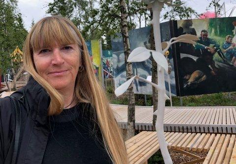 FIKK IKKE TAK I VENNINNEN: Helle Fjelldalen synes SiVs mangel på kommunikasjon var for drøyt.
