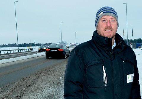 SLUTTER: Fylkesråd Thomas Breen (Ap) slutter som politiker og blir direktør i Norsk Vann. (Foto: Bjørn-Frode Løvlund)