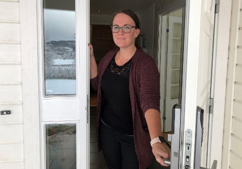 ANNERLEDES TILVÆRELSE: Hjertesyke Henriette Røsberg har måttet leve svært spesielt etter at koronapandemien kom til Norge.