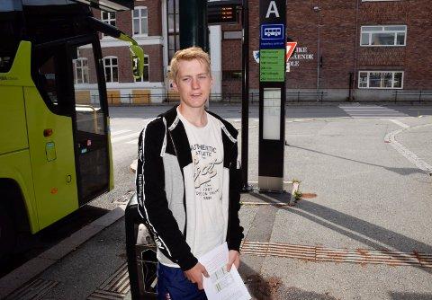 FLERE BUSSER: Med flere avganger på kvelden vil barn og unge også kunne bruke bussen til og fra fritidsaktiviteter, påpeker Even A. Bjørkli.