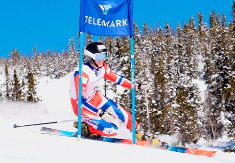 GIR SEG: Amund Møster Haugen har gitt beskjed til Norges Skiforbund at han legger opp etter årets sesong. En sesong han hadde håper skulle bli det store gjennombruddet. Istedet ble det en nedtur med utkjøringer på hjemmebane.