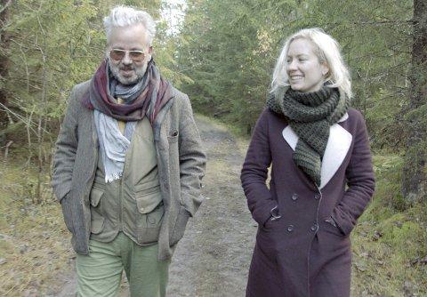 Dokumentar: Filmskaper Katharina Gellein Viken har fått lov å følge Ari Behn tett, og skildrer det vanskelige året etter skilsmissen fra prinsesse Märtha Louise. Foto: Bifröst Media.