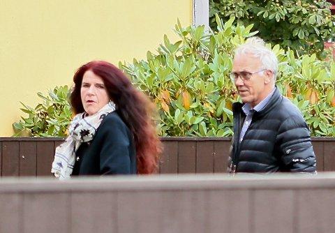 ØNSKET: Ellen Karin Moen og John Hov er begge tatt inn igjen i FNB varmen av sentralstyret.