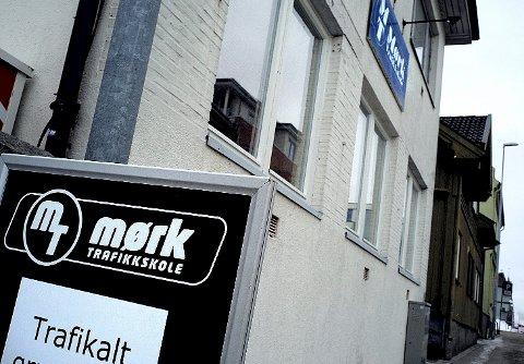 SARPSBORG: Hovedkontoret til Mørk Trafikkskole er St. Mariegate 131.