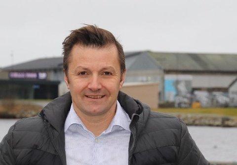 NY JOBB: Tor Arne Johnsen har fått ny jobb, og skal slutte som næringssjef i Strand kommune. Arkivfoto.