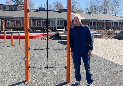 Ole Lønseth (Ap) mener Ebbestad har kjempepotensiale - det trengs bare en åpen skole.