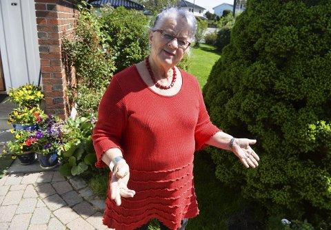 – UKLART: Ingeborg Tveter Thoresen mener protokollen etter Menighetsrådets siste møte var uklar når det gjaldt fremtiden til menighetsbladet.