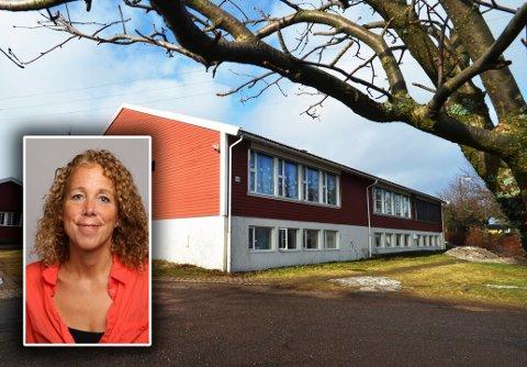 VENTEKARANTENE: 24 elever ved Volden skole er satt i ventekarantene. – Det er klart det er utfordrende, sier rektor Benedicte Bjørnsen.