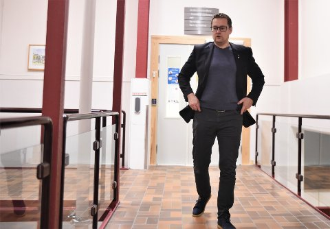 DRASTISK: Stjørdals-ordfører Ivar Vigdenes og hans sju kolleger i Trondheimsregionen anmoder alle innbyggerne om å holde seg i egen kommune ut januar måned.