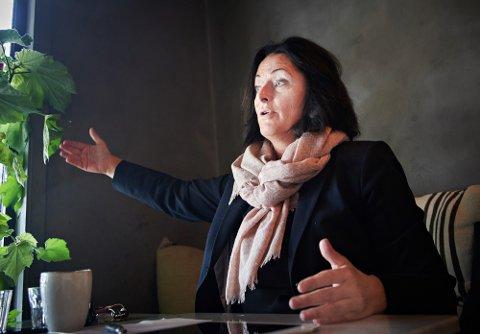 GRUPPELEDER: May Britt Lagesen blir ny gruppeleder i Steinkjer Ap, etter Stein Erik Aalberg som stilte sin plass til disposisjon tidligere i vinter.