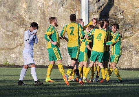 MARERITTMOTSTANDERE: HSV har tapt fire av fire kamper mot Lisleby og Sprint-Jeløy II denne sesongen.