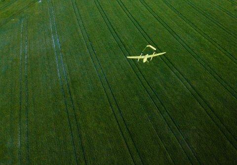 Drone: Det søkes etter dronepilot til Røros.