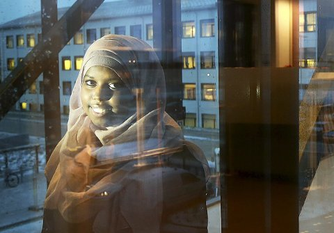 Etterlyser: Sumaya Jirde Ali etterlyser barmhjertigheten som møtte henne med åpne armer da hun kom til Norge i 2005? Foto: Tom Melby