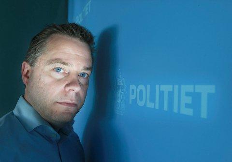 Bjarte Walla har ledet mesteparten av Arjen Kamphuis-etterforskningen. Foto: Tom Melby