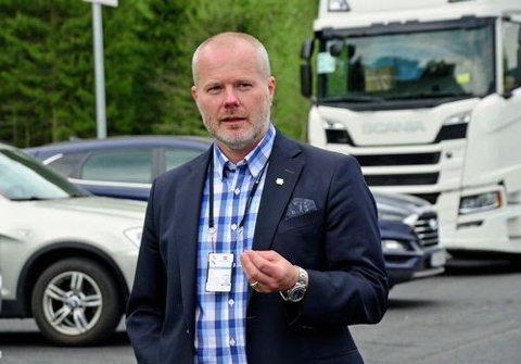 Frode Børstad, Statens vegvesen.