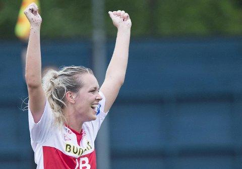 Stine Hovland er tatt ut på landslaget.