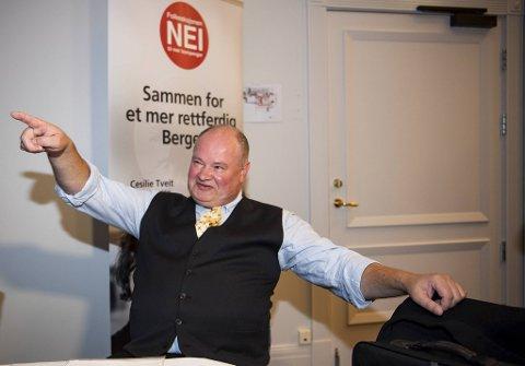 Trym Aafløy, gruppeleder i FNB.