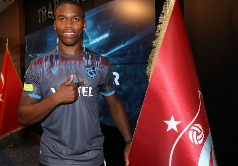 Daniel Sturridge kan få sin debut for Trabzonspor i torsdagens Europa League-match mot AEK