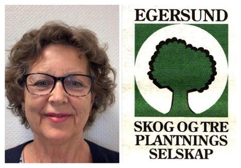NYVALGT LEDER: – Jeg ser fram til oppgavene som ligger foran meg, og med alle gode støttespillere og det gode teamet jeg har i ryggen, bør jeg ha alle forutsetninger for å klare å løse oppgaven på en god måte for Egersund Skog- og Treplantningsselskap, sier Irene Haydè Randen.