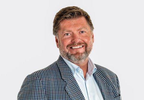Lars Henrik Krogh, administrerende direktør Igaidi AS.