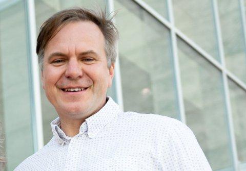 VIKTIG: – Det er viktig for sjåførane, for næringslivet i Nordfjord og for trafikktryggleiken, seier Stad-ordførar Alfred Bjørlo om etablering av døgnkvileplass på Nordfjordeid for tungbilsjåførar.