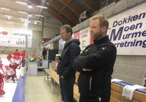 Ble straffet: Stjernen ble hardt straffet i undertall mot Lillehammer tirsdag. Torsdag venter Stavanger i Stjernehallen. (Foto: Christian Brevik)