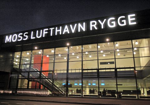 «Nok er nok»: Oddmund Borge mener Rygge Airport ikke vil lykkes med å få til drift igjen.