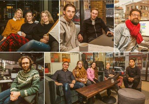 Blender Collective har brukt høsten på å flytte fra Hydrogenfabrikken til sentrum og Nygaardsplassen. Bli kjent med medlemmene i denne saken.