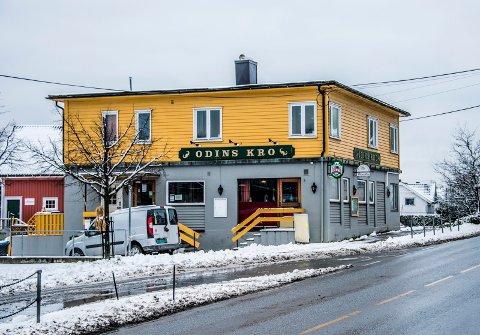 Odins Kro på Gressvik er til salgs.