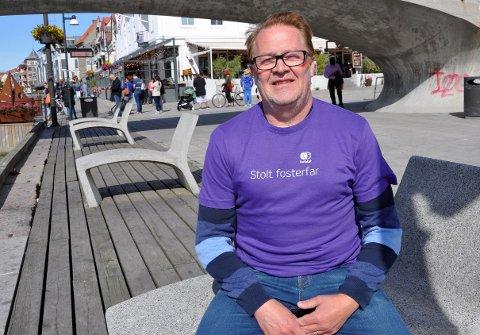 ENKLERE NÅ: Morten Ringsrud mener det er enklere for homofile å bli fosterforeldre nå enn for bare noen år siden.