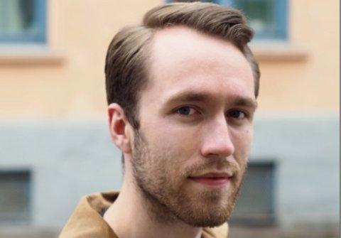 Magnus Berg fra Kjøpsvik