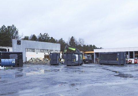 Opphevet vedtak: Fylkesmannen har avgjort at Narvik kommune må forholde seg til reguleringsplanen når det kommer til byggehøyde for den nye ungdomsskolen. Arkivfoto: Terje Næsje