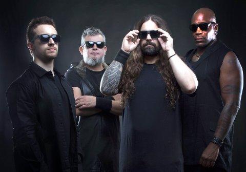 TIL KANALROCK: Metal-heltene i brasilianske Sepultura kommer til Kanalrock 2. august.