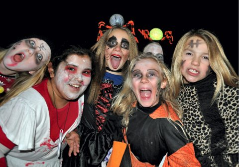 OKEI: Ja. Barn og ungdom kan feire Halloween også i år, men helst i en liten gruppe, og med tilstrekkelig avstand til hverandre.