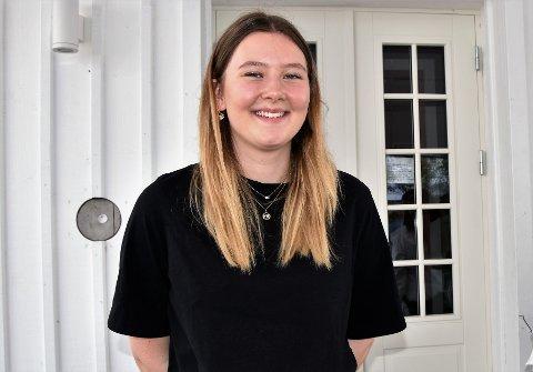 YOU`RE THE VOICE: Maria Petra er klar for Vervenfestivalen i august.