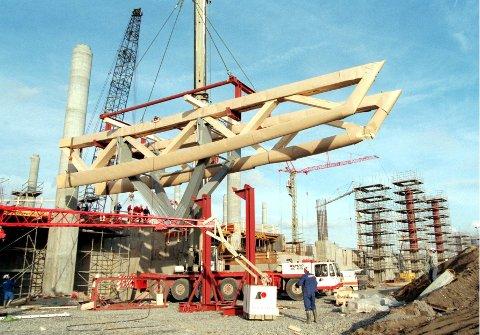 Moelven Industrier ASA er en av ni som har gått inn i Norwegian Wood Cluster for å bli verdens ledende i industriell trebygging.
