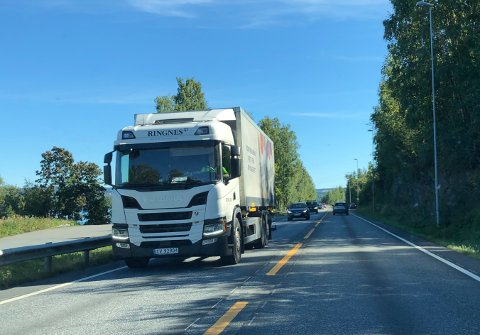 HETT TEMA: Strekningen mellom Gjøvik og Mjøsbrua er et av satsingsområdene til Statens vegvesen før ny Nasjonal transportplan.