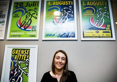 Klare meninger: Hanne Lund-Nilsen, som var heltidsansatt som informasjons- og administrasjonsansvarlig i Grenserittet fra 2008 til 2013, mener organisasjonen må styrkes for at  Grenserittet skal kunne beholde sin posisjon