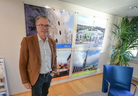 EN GOD MULIGHET FOR INNTEKTER: Harald Kynningsrud er positiv til salg av arenanavn, hvis det gjøres riktig.