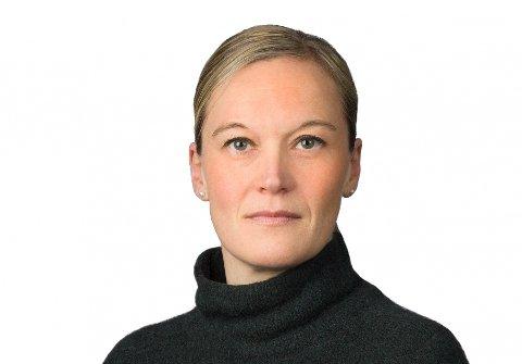 Britha Røkenes i Antidoping Norge.