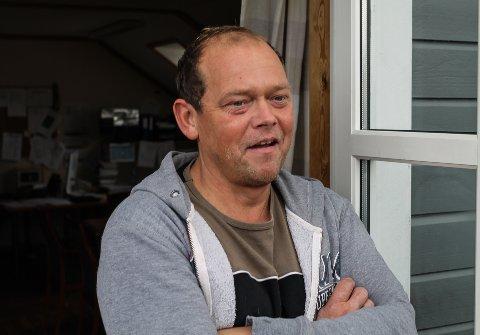 STILLER GRATIS: Den populære og folkekjære DJen, Øyvind Strøm, stiller opp gratis på barneidrettsdagen.