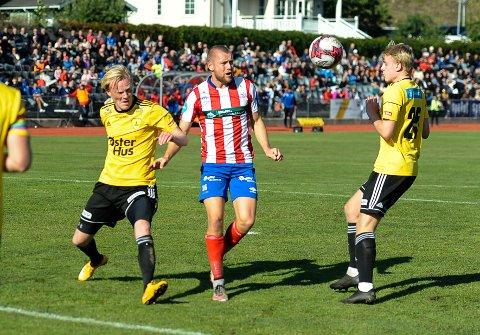 Filip Westgaard har vært blant Kviks beste og mest stabile spillere denne sesongen.