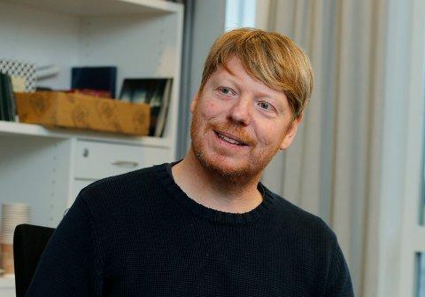 Per Steinar Lie  er leder for kultur- og bydelshusene i Haugesund.
