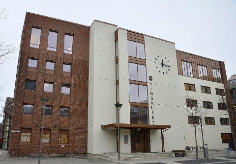 SAMMENSLÅING: Direktøren for Domstolsadministrasjonen foreslår at nye Helgeland tingrett legger til Mo i Rana. Foto: Hugo Charles Hansen