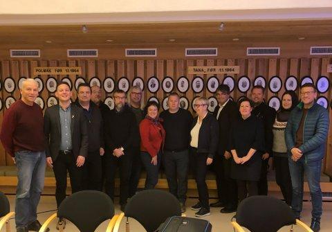 NY LEDER: Wenche Pedersen er den nye lederen av Øst-Finnmark regionråd.