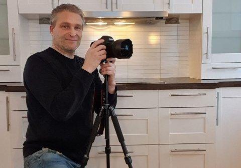 I to år har fotograf Claus Jørstad jobbet med å ta bilder av boliger til salgs, og deler gjerne egne triks og knep for å vekke interessen til potensielle boligkjøpere.