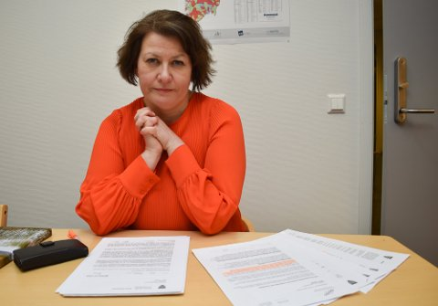 SMITTE: Helga Pedersen sier man ennå ikke kan senke skuldrene, og at korona fortsatt er her.