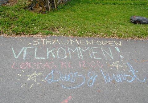 VELKOMMEN: Lørdag 19. juni var det Straumen Open.
