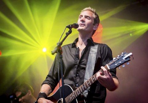 Arne Hurlen: Opptrer på NOAH-konserten. PRESSEFOTO